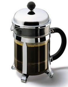 How to Brew Coffee with a French Press by Karen Paterson